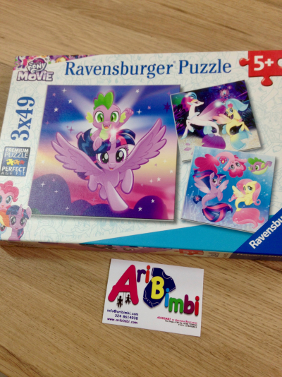 PUZZLE MY LITTLE PONY NUOVO