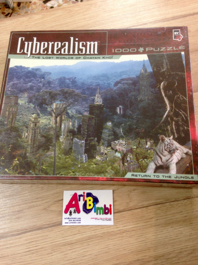 PUZZLE CYBEREALISM 100 PZ - NUOVO