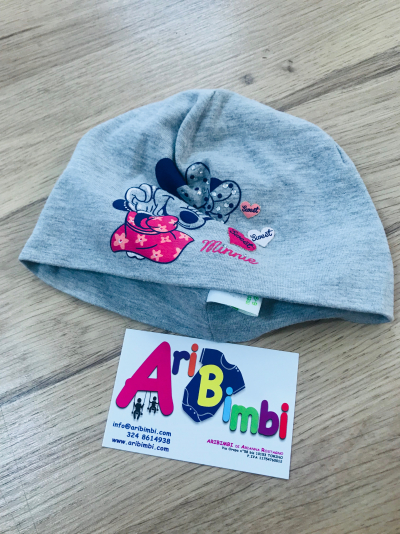 CAPPELLO MINNIE DISNEY 6-9 mesi