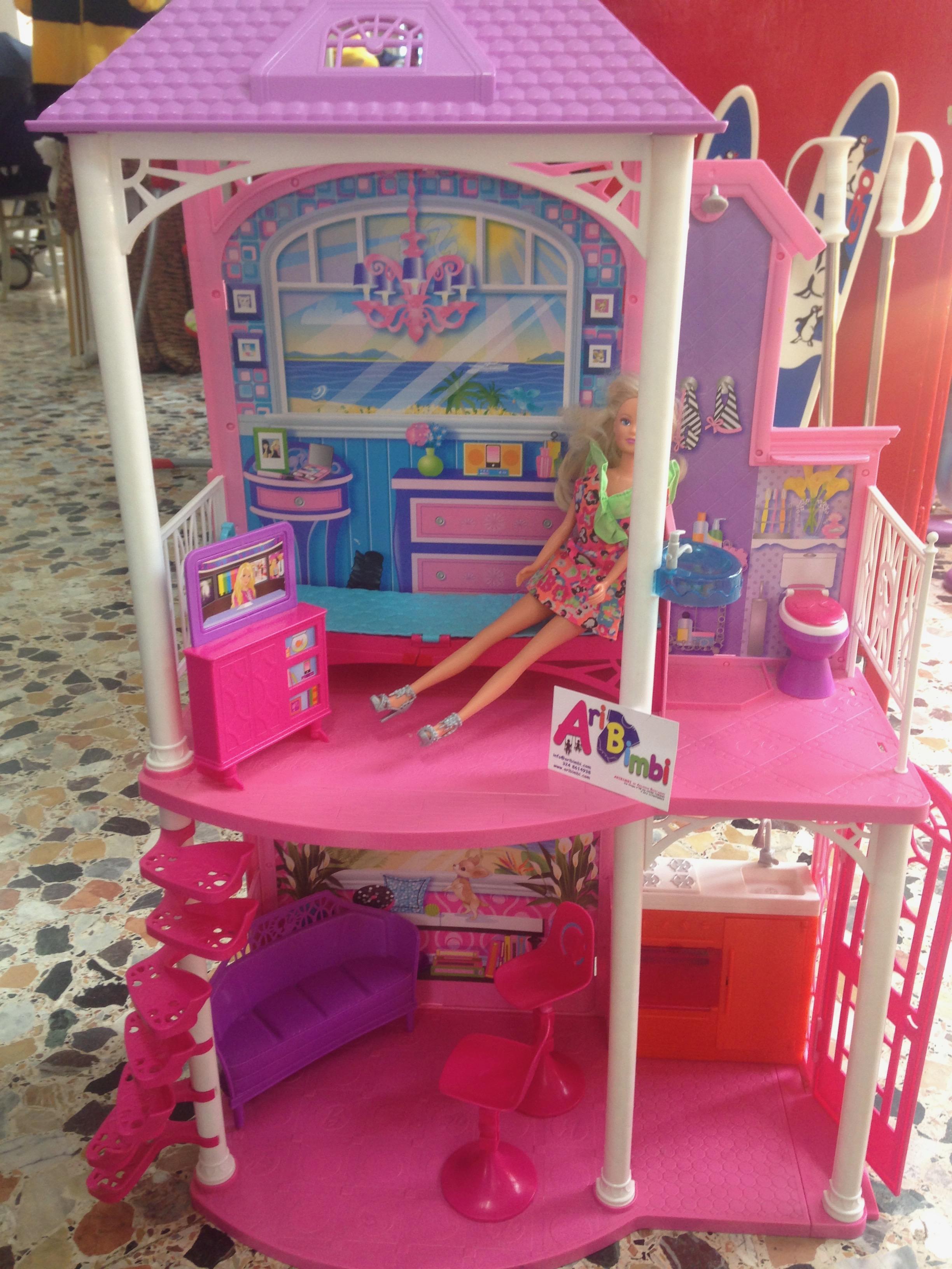 Casa Di Barbie Glam