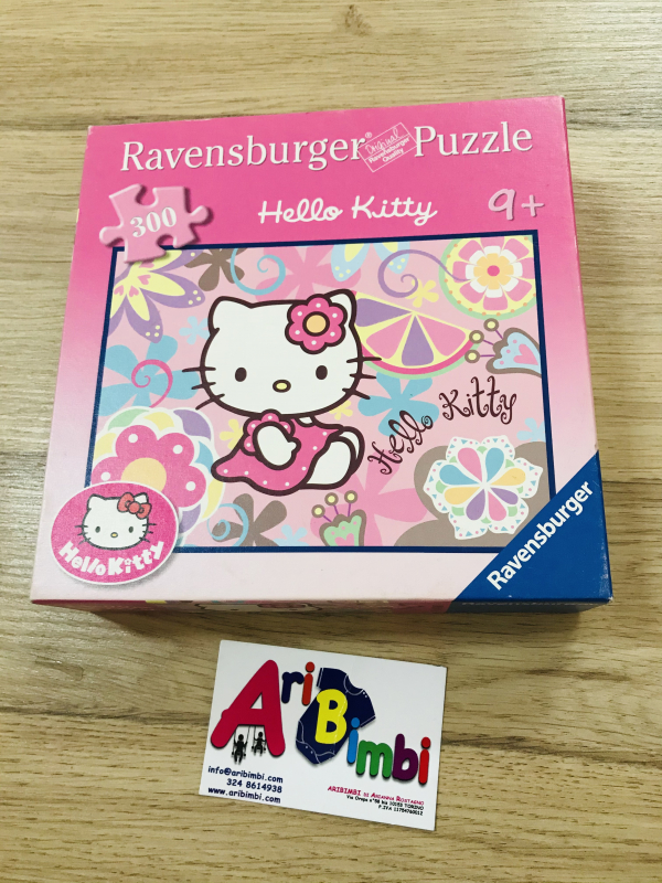 PUZZLE HELLO KITTY 9+ 300 PZ