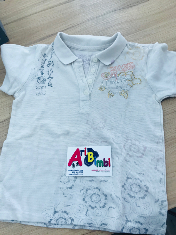 POLO GUESS JEANS 6 ANNI