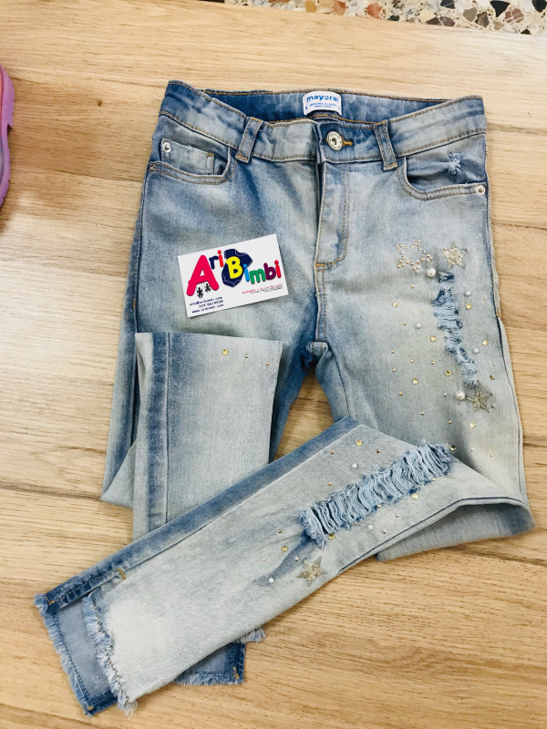 JEANS MAJORAL 8 ANNI