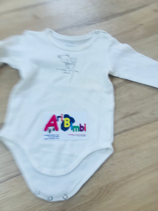 BODY CHICCO 6 mesi