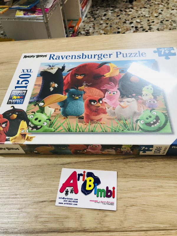PUZZLE ANGRY BIRDS - NUOVO