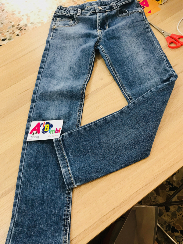JEANS IDEXE 7-8 ANNI