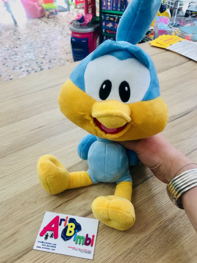 PELUCHE BEEP BEEP WILLY IL COYOTE Looney Tunes